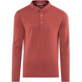 Craghoppers NosiLife Ellerbek Polo Men Red Earth
